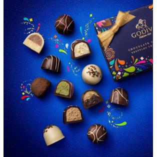 ゴディバ チョコレート カーニバル トリュフ コレクション