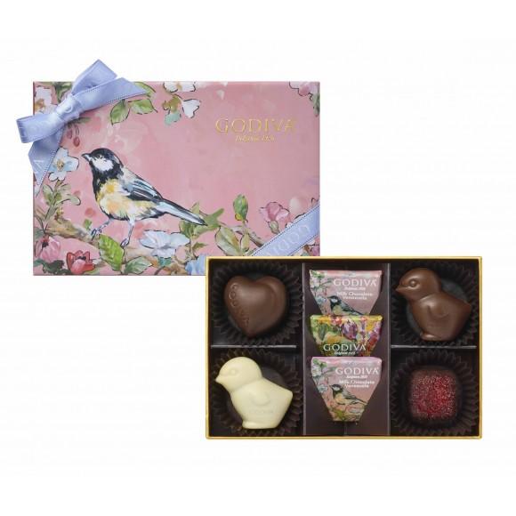 『華やぐ季節に彩りを添えるゴディバのスプリングコレクション』