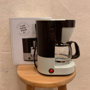 Toffy 4カップコーヒーメーカー