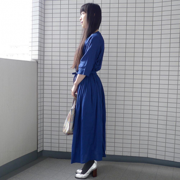 【季節商品のご紹介:インドガーゼ素材のブラウス&スカート】