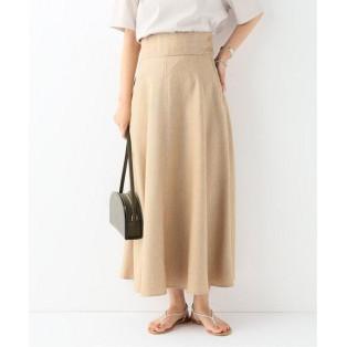 ◇【NEU】アサLOOK フレアマキシスカート◇