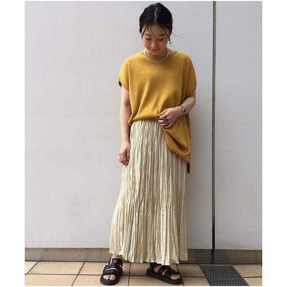 ◇新作◇ワッシャープリーツスカート