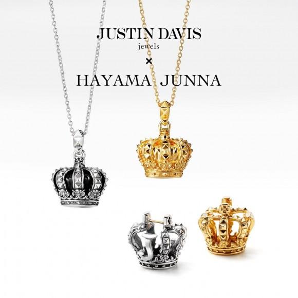 JUSTIN DAVIS × HAYAMA JUNNA