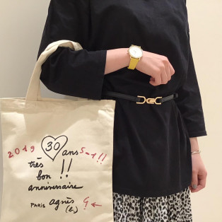 【agnesb】仙台パルコ店限定キャンペーン開催中!