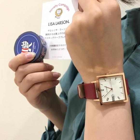 detailing fae7c b16b6 LISA LARSON】最近話題の腕時計!   チックタック・ショップ ...