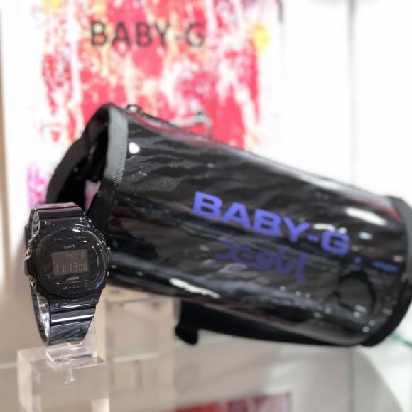 【BABY-G】X-girlコラボモデル!