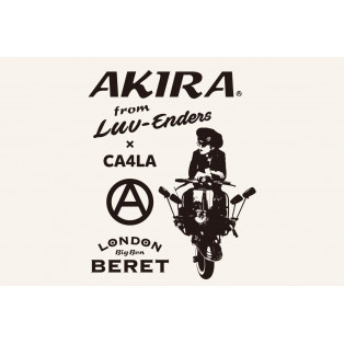"AKIRA from LUV-ENDERS feat. CA4LA LONDON BERET ""BIG BEN"""