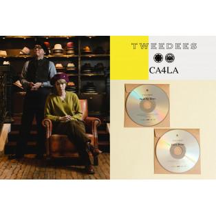 TWEEDEES x CA4LA、コラボベレーに書き下ろし楽曲入りCDをセットで販売