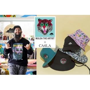 FEATURE|オーストラリア発、注目の若手アーティスト「モルガ」とCA4LAのコラボレーションアイテム発売!