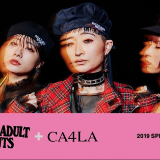 NEGLECT ADULT PATiENTS x CA4LA 2019SS