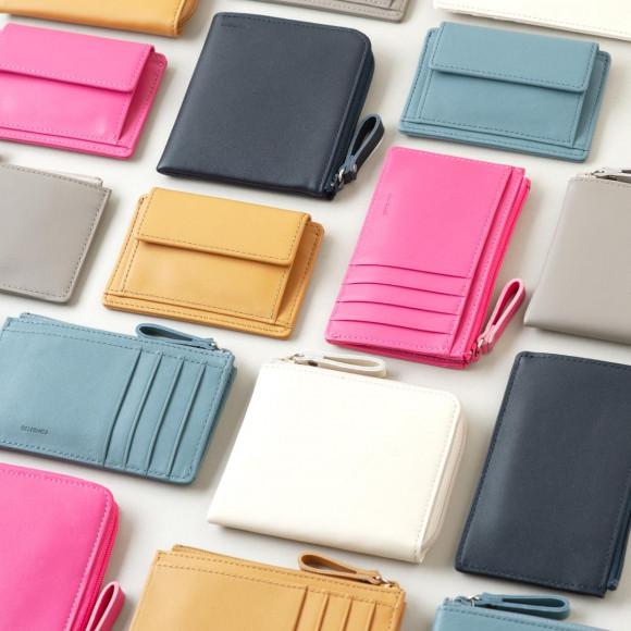 別注「Noir Compact wallet」入荷