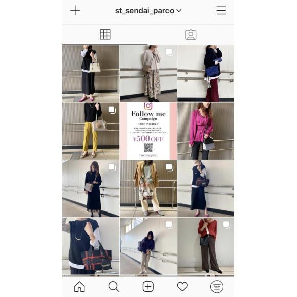 公式Instagram☆