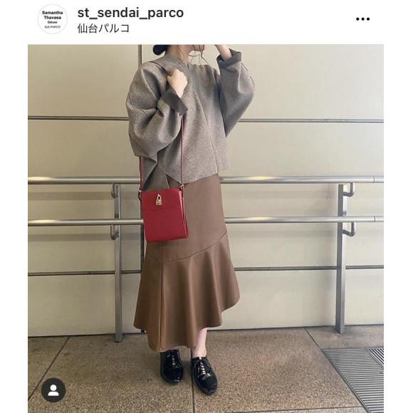 【サマンサミア】からミニショルダー登場!