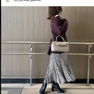 【収納力抜群】小さめ優秀バッグ★