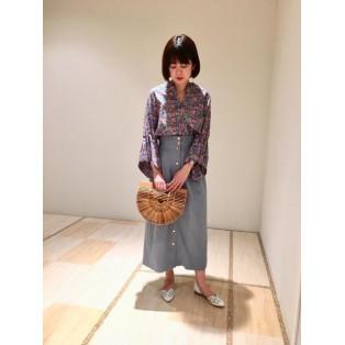 【2019 SS】2WAYセミタイトスカート