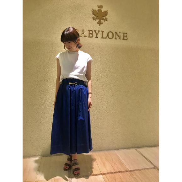 【SALE】CBウェストギャザースカート