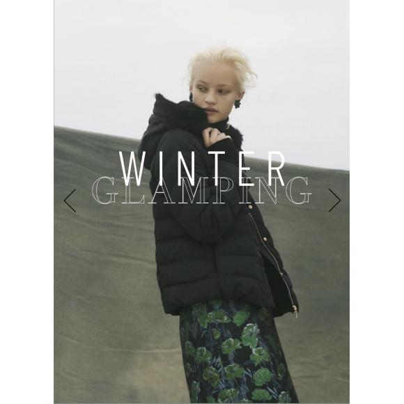 WINTER GLAMPING 【ウィンターグランピング】