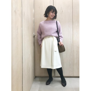 梅春Color♡王道デートコーデ