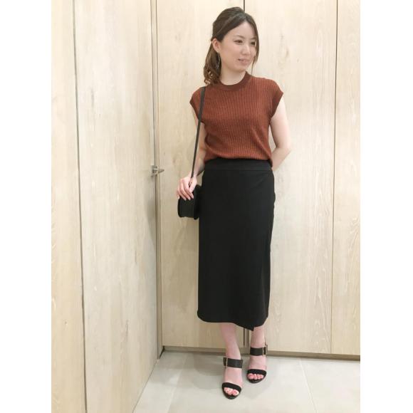 タイトスカート見えパンツ☆