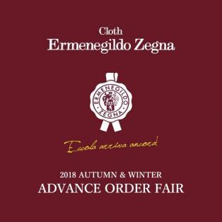 Ermenegildo Zegna ADVANCE ORDER FAIR