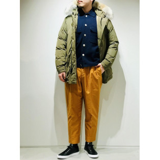 WOOLRICH POP UP at SENDAI PARCO