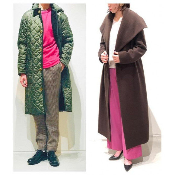 OUTER COLLECTION 2019