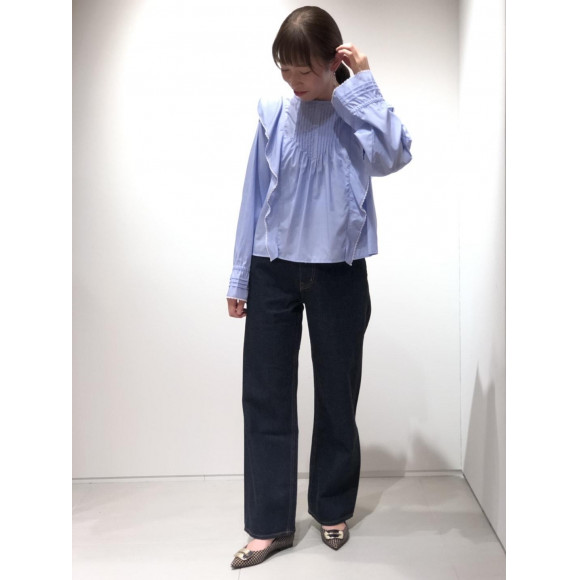 Blouse collection in Autumn