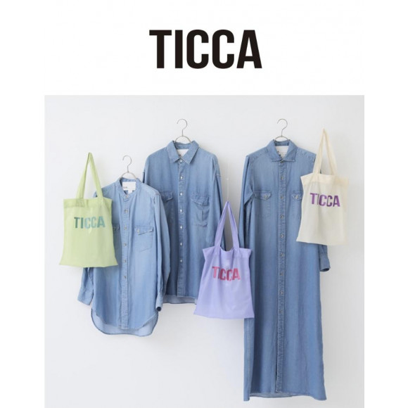 TICCA別注デニムシャツシリーズ