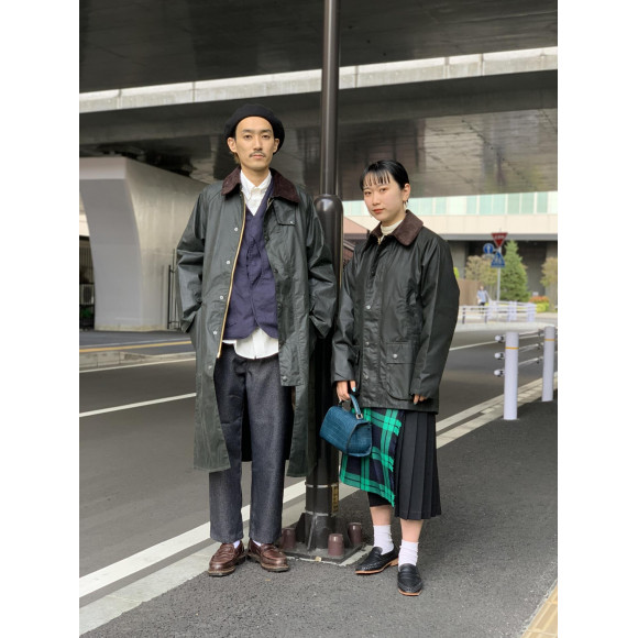 【Barbour/バブアー】