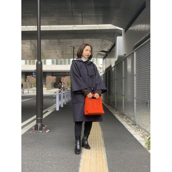 【LONDON TRADITION/ロンドントラディション】別注ダッフルコート