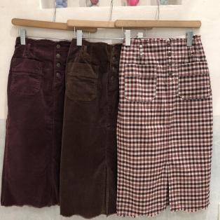 ♡Iラインタイトスカート♡