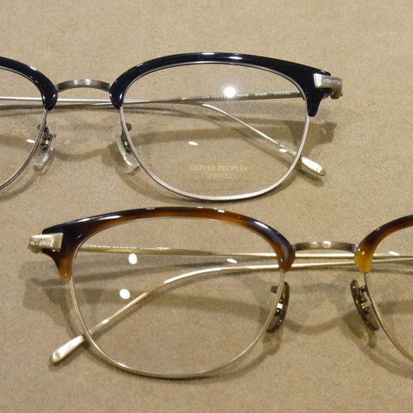 OLIVER PEOPLES FAIR 商品のご紹介②