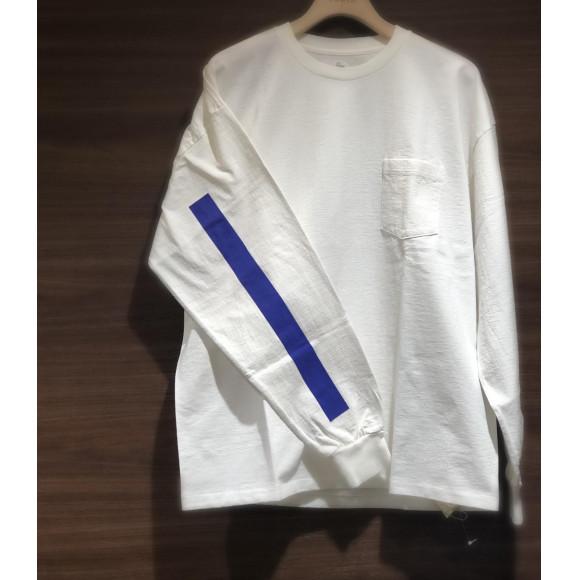 KAPTAIN SUNSHINEのラインシャツ