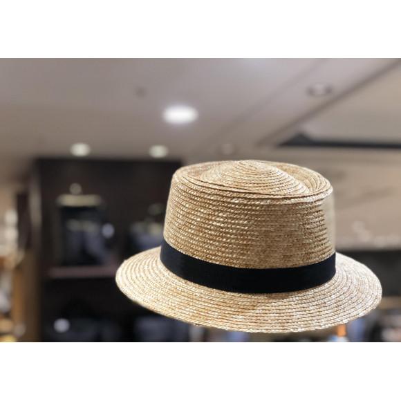 本格麦わら帽子