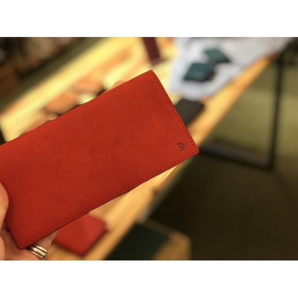 個性的な長財布
