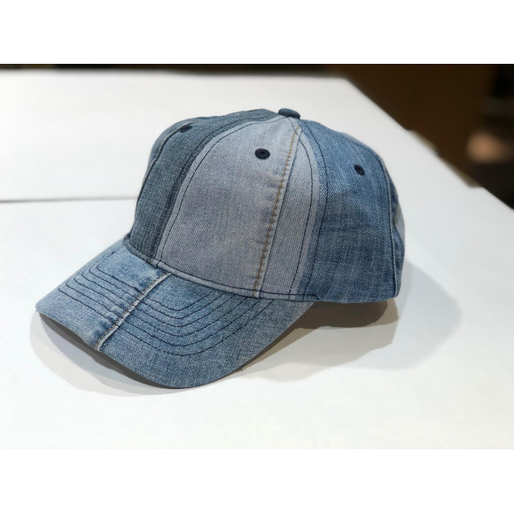古着リメイクの1点もの帽子