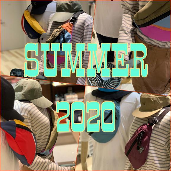 2020SUMMER、カラフルでいこう!
