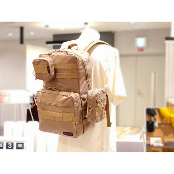 「BRIEFING」自分だけのバッグを作る!