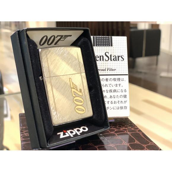 【Zippo】新作入荷しました!007、JACKDANIEL!