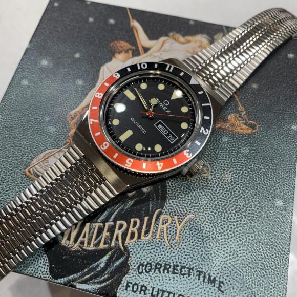 【TIMEX】アメリカで即完売になった話題の時計