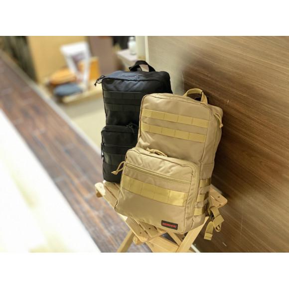 自分のスタイルに変わるバッグ!