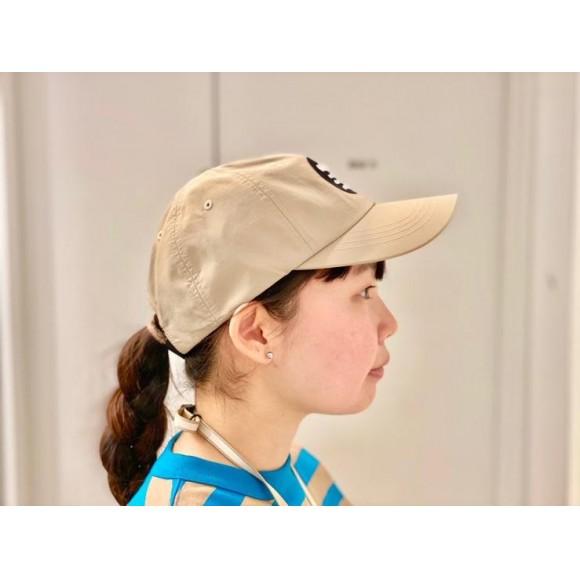 「キャップ」帽子の季節、到来!