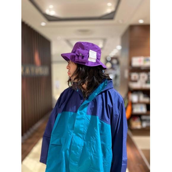 「帽子」機能性×ファッション