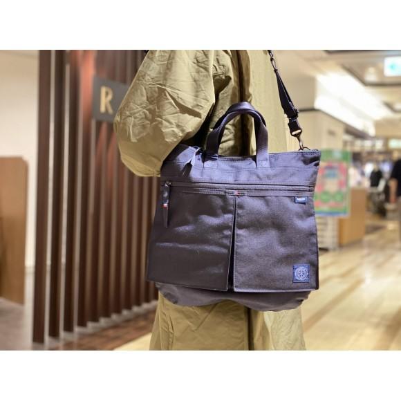 「PORTER CLASSIC」様なスタイルで使えるバッグ!