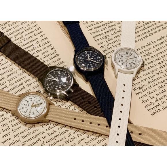 「TIMEX」夏は時計でたのしむ。