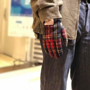 【コレクターズの冬】手袋も入荷しました!