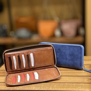 「ラウンド長財布」この財布、使いやす過ぎ!