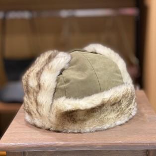 「フライトキャップ」季節をしっかり出せる帽子を選ぶなら!