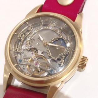 ハンドメイドウォッチ  自動巻き時計