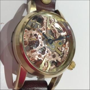 自動巻き時計